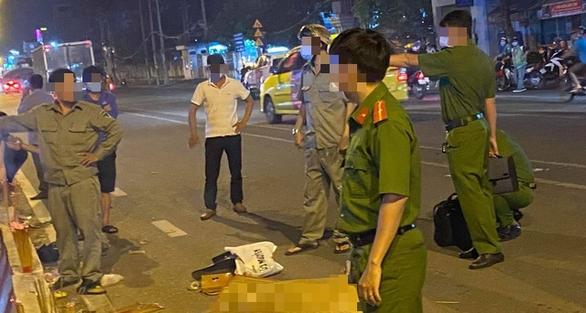 Bắt nghi phạm giật túi xách tông xe khiến người đi đường thiệt mạng - Ảnh 1.