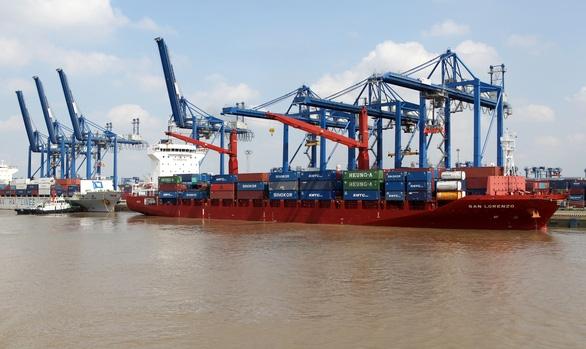 Lập tổ công tác liên bộ kiểm tra giá vận chuyển container tăng - Ảnh 1.