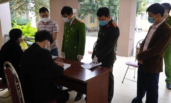 Phạt 15 triệu đồng cô gái đi từ Cẩm Giàng về quê khai báo ở Hưng Yên để tránh cách ly - Ảnh 1.