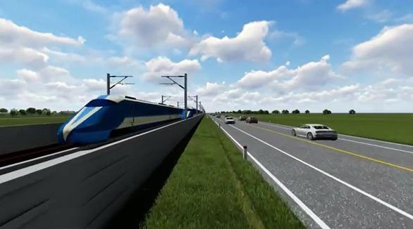 Diện mạo mới tuyến đường sắt TP.HCM - Cần Thơ - Ảnh 2.