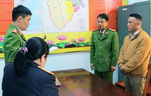 Trạm trưởng trạm quản lý bảo vệ rừng bị khởi tố vì để mất rừng - Ảnh 1.