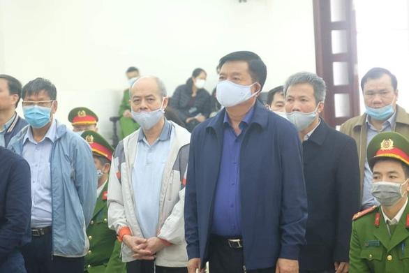 Bị cáo Trịnh Xuân Thanh đề nghị cho gia đình tham dự phiên tòa - Ảnh 1.