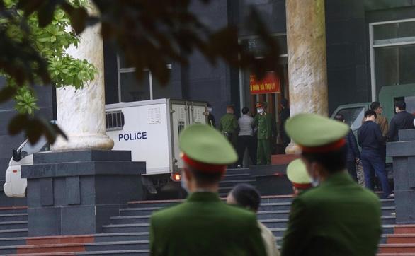 Bị cáo Trịnh Xuân Thanh đề nghị cho gia đình tham dự phiên tòa - Ảnh 3.