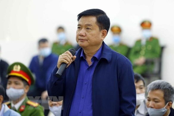 Ông Đinh La Thăng bị đề nghị 12-13 năm tù, Trịnh Xuân Thanh 21-23 năm tù - Ảnh 1.