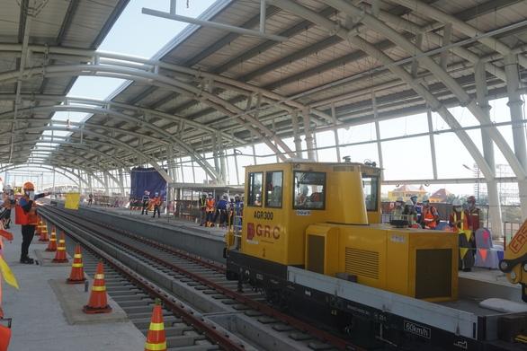 TP.HCM: Công ty TNHH MTV Đường sắt đô thị số 1 thiếu kinh phí hoạt động - Ảnh 1.