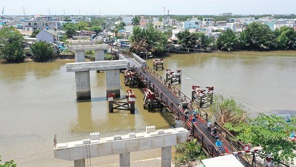 Cầu Long Kiểng, TP.HCM: Chờ 20 năm và tiếp tục... chờ - Ảnh 1.