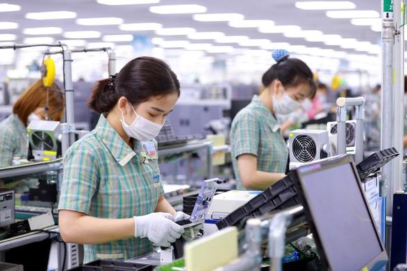 Doanh nghiệp FDI bao trọn xuất khẩu điện thoại, máy tính của cả nước - Ảnh 1.