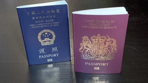 Hong Kong yêu cầu các nước không xử lý Hộ chiếu hải ngoại Anh - Ảnh 1.