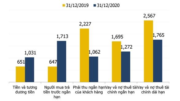 Năm 2020: Tổng tài sản VPI đạt 9,7 ngàn tỉ, tăng 8% so với 2019 - Ảnh 1.
