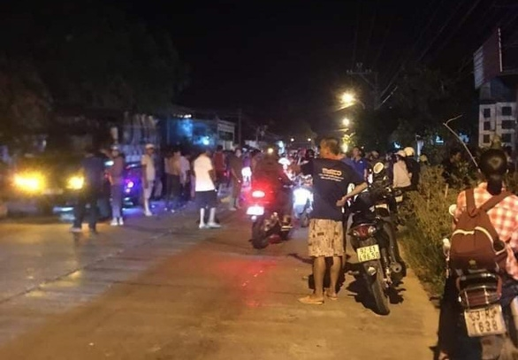 Ôtô tông liên hoàn xe máy làm 2 người chết: Tài xế đã uống rượu bia - Ảnh 2.