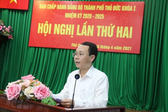 Bí thư Nguyễn Văn Nên yêu cầu sớm thống kê nhà đất công ở TP. Thủ Đức để có kế hoạch sử dụng - Ảnh 2.