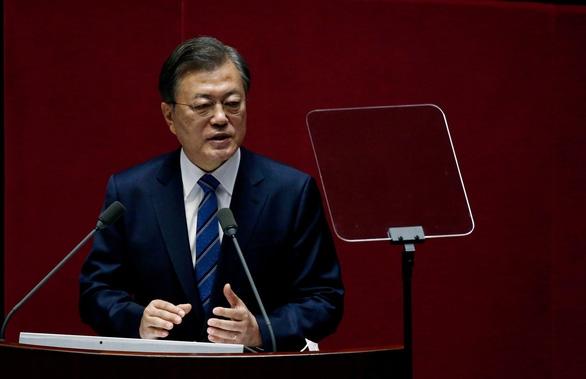 Hàn Quốc xem xét kiện Nhật Bản vì xả nước thải hạt nhân đã qua xử lý ra biển - Ảnh 1.