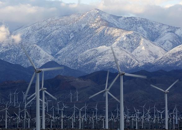 Mỹ nâng tầm biến đổi khí hậu - Ảnh 1.