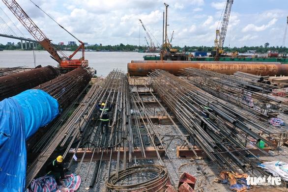Thủ tướng chỉ đạo xây cầu Mỹ Thuận 2 và cao tốc Mỹ Thuận - Cần Thơ đúng tiến độ - Ảnh 3.