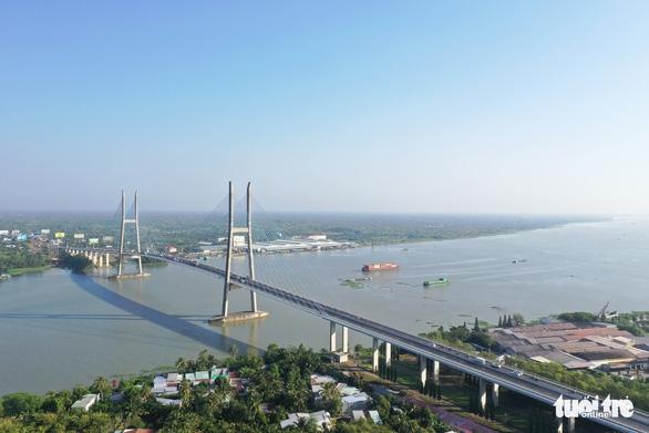 Thủ tướng chỉ đạo xây cầu Mỹ Thuận 2 và cao tốc Mỹ Thuận - Cần Thơ đúng tiến độ - Ảnh 7.
