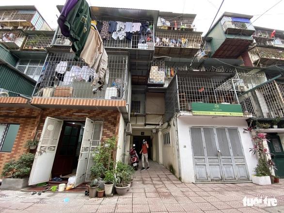Cải tạo chung cư cũ: Hà Nội phân cấp cho quận, huyện lựa chọn kiểm định - Ảnh 1.