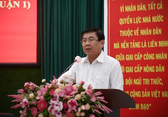 Chủ tịch Nguyễn Thành Phong cam kết 6 nội dung phát triển TP.HCM thành đô thị thông minh - Ảnh 2.