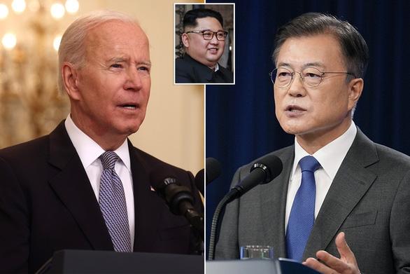 Triều Tiên mắng Mỹ 'hai mặt' khi cho Hàn Quốc rộng đường phát triển tên lửa - Ảnh 1.