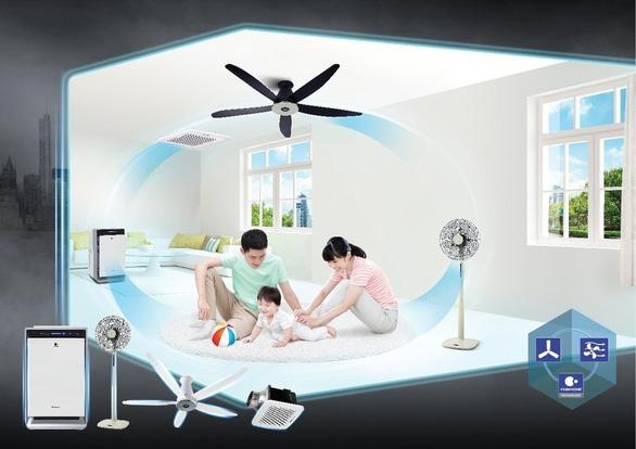 Giải pháp toàn diện nâng cao chất lượng không khí trong nhà - Ảnh 3.