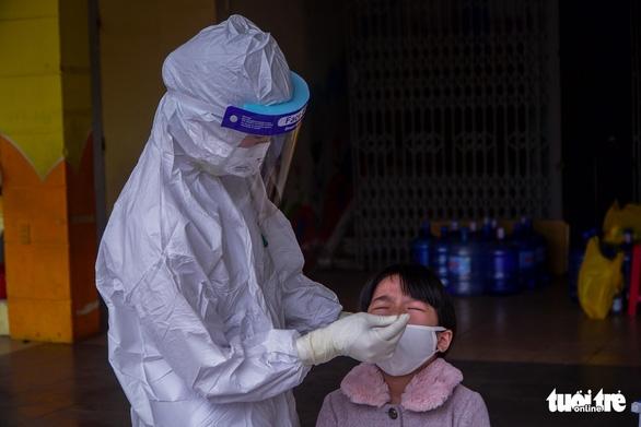 Hà Nội ghi nhận ca COVID-19 thứ 7 thuộc chùm ca bệnh ở Đông Anh - Ảnh 1.
