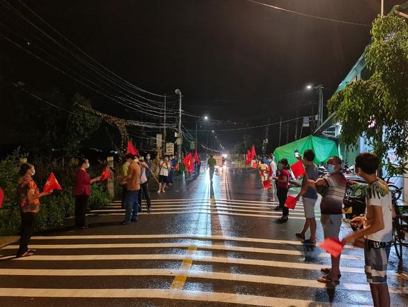 Bắc Ninh gỡ phong tỏa toàn huyện Yên Phong - Ảnh 1.