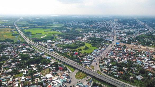 Đô thị sinh thái ghi điểm với khách quan tâm bất động sản phía Đông TP.HCM - Ảnh 1.