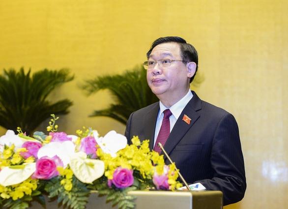 Quốc hội khóa XV khai mạc kỳ họp đầu tiên, chiều nay Chủ tịch Quốc hội tuyên thệ nhậm chức - Ảnh 1.