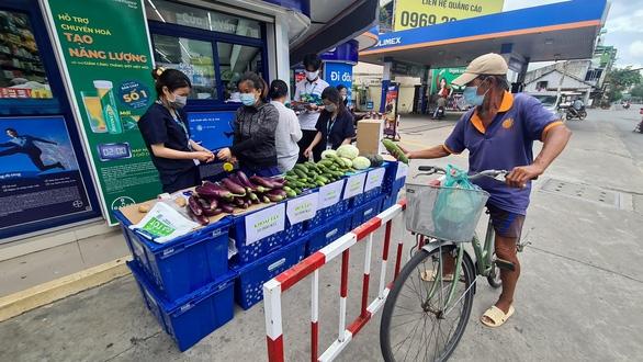 Ngồi nhà vẫn có nhiều cách đi chợ thực phẩm mùa dịch - Ảnh 1.