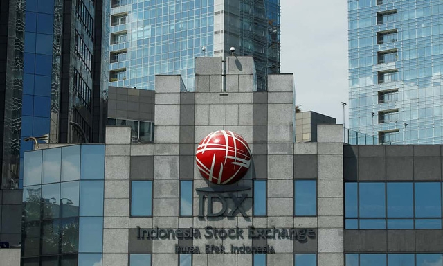 Sập tầng Sở chứng khoán Indonesia, ít nhất 77 người bị thương - Ảnh 4.