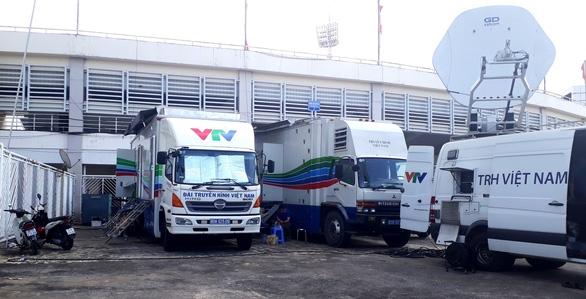Sân Mỹ Đình đã sẵn sàng cho trận đấu giữa đội tuyển Việt Nam và Úc - Ảnh 6.