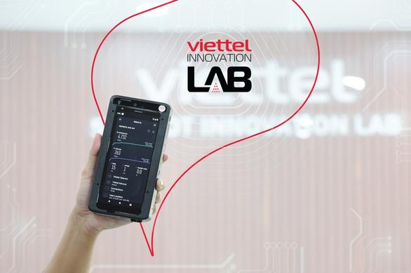 Viettel công bố đạt tốc độ 5G gấp 40 lần 4G - Ảnh 1.