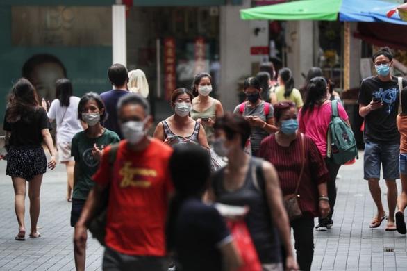 Singapore tiếp tục lập kỷ lục về số ca mắc mới trong 24 giờ - Ảnh 1.