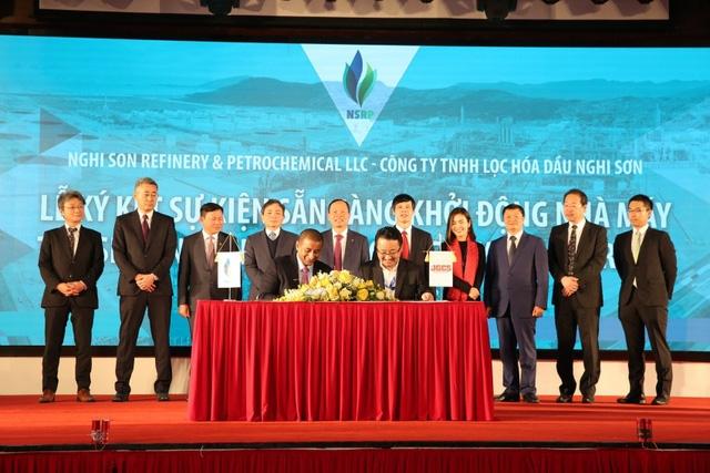 Nhà máy lọc dầu 9 tỉ đô Nghi Sơn chuẩn bị sản xuất xăng A95 - Ảnh 2.