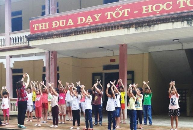 Năm học 2016 - 2017, nhiều giáo viên THCS tại Thanh Hóa được điều chuyển xuống dạy Mầm non, Tiểu học