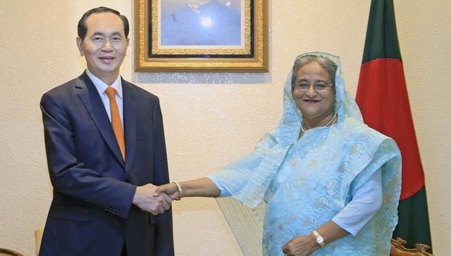 Nâng kim ngạch thương mại Việt Nam - Bangladesh lên 2 tỉ USD - Ảnh 1.
