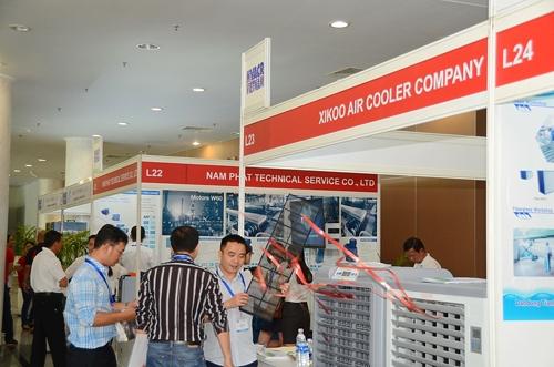 Triển lãm sẽ diễn ra tại Cung Triển lãm Kiến trúc, Quy hoạch Xây dựng Quốc Gia (NECC), Hà Nội.