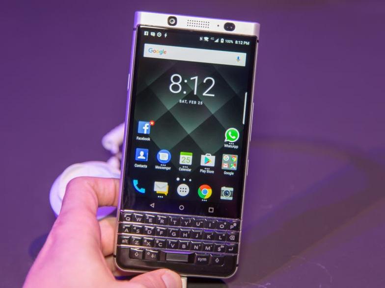 Blackberry kiện Facebook, WhatsApp, Instagram vi phạm bản quyền - Ảnh 1.