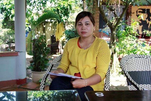 Bà H'Moan Niê bức xúc khi đề thi bị lộ nhưng không bị hủy kết quả khiến bà bị mất việc