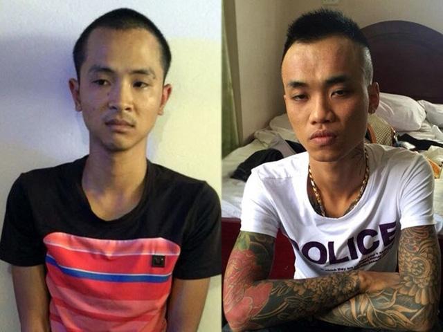 Hai người liên quan đến vụ bắt cóc doanh nhân Trung Quốc.