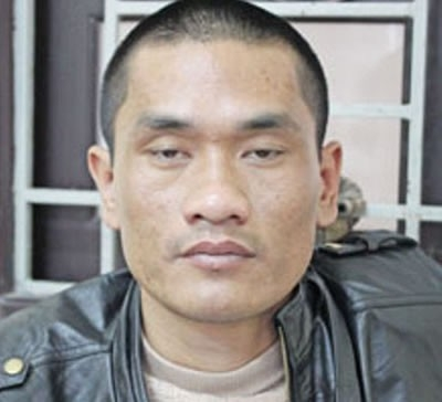 Đối tượng Nguyễn Tất Thạch.