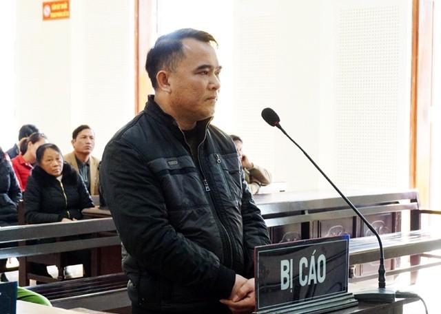 Nguyễn Đại Hiền từng là thiếu tá công an, đã ra quân trước khi bị bắt giữ để điều tra về tội Lừa đảo chiếm đoạt tài sản
