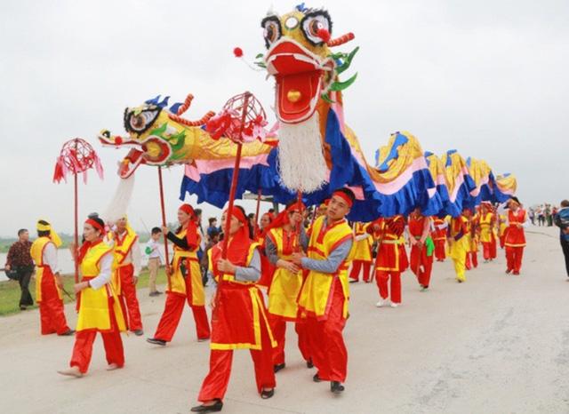 Đặc sắc lễ hội Hoa Lư, Ninh Bình.