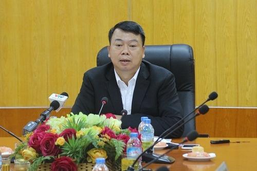 Ông Nguyễn Đức Chi, Chủ tịch Hội đồng thành viên Tổng công ty Đầu tư và Kinh doanh vốn Nhà nước (SCIC).