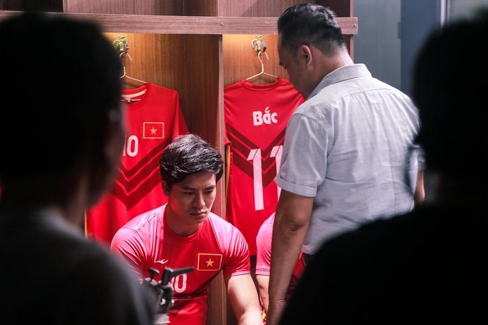 Tài Em, Huỳnh Đức, Hồng Sơn vào phim 11 niềm hi vọng - Ảnh 10.