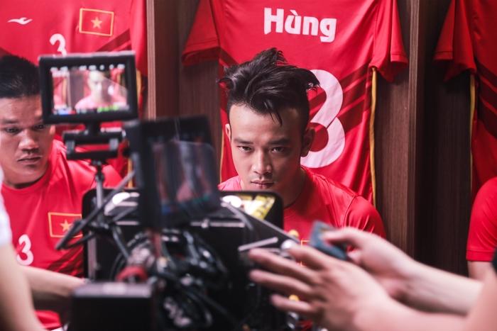 Tài Em, Huỳnh Đức, Hồng Sơn vào phim 11 niềm hi vọng - Ảnh 11.