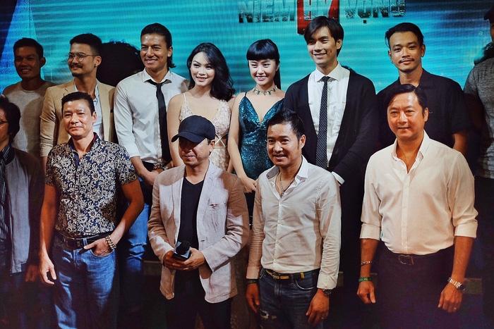 Tài Em, Huỳnh Đức, Hồng Sơn vào phim 11 niềm hi vọng - Ảnh 3.