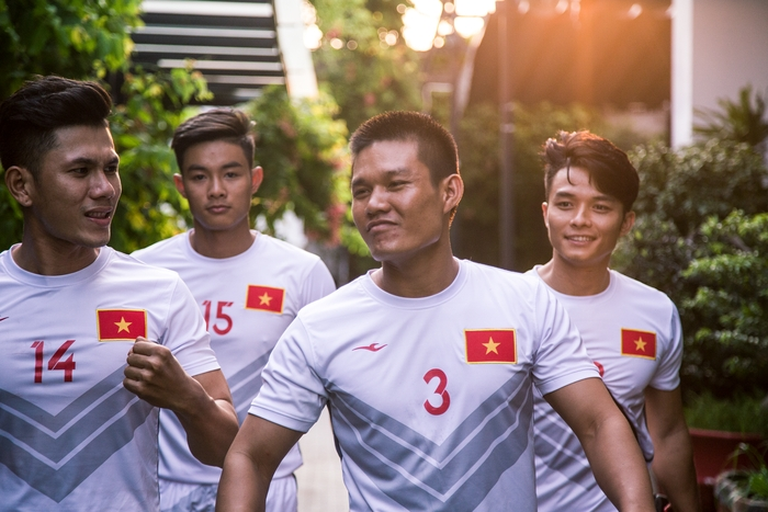 Tài Em, Huỳnh Đức, Hồng Sơn vào phim 11 niềm hi vọng - Ảnh 6.