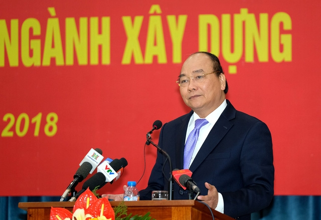 Thủ tướng: Cây gậy của Bộ Xây dựng là công cụ quy hoạch, ta phải nắm chắc, nắm vững và không ủy quyền lung tung.