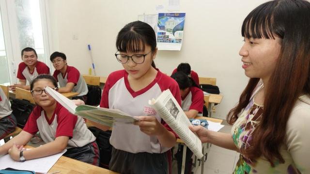 Giáo viên phổ thông phải biết ngoại ngữ - Ảnh 1.