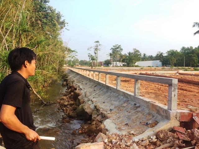Hiện nay tình trạng phân lô bán nền trên đất nông nghiệp, cây lâu năm trên đảo Phú Quốc đang gây bức xúc cho người dân và dư luận xã hội